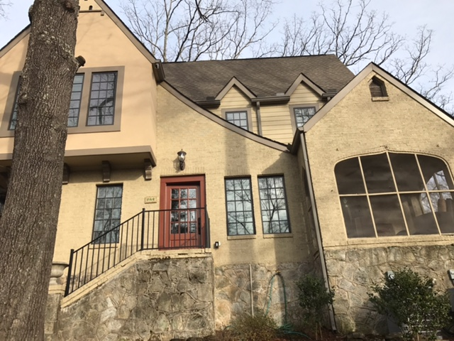Exterior Painting Project With Sherwin Williams Duration Paints In Atlanta